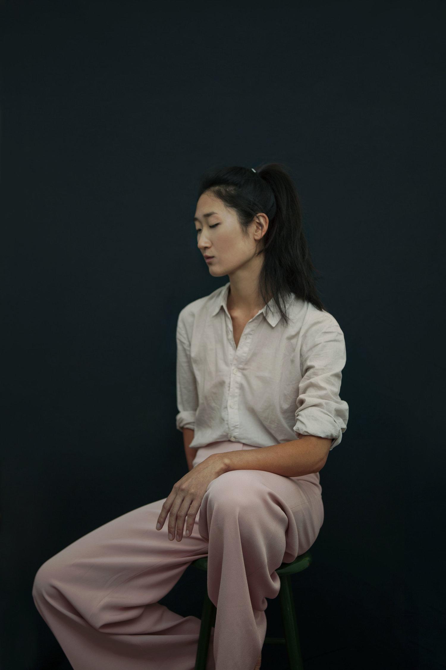 Amber Docters van Leeuwen - Photo © Sarah Wijzenbeek